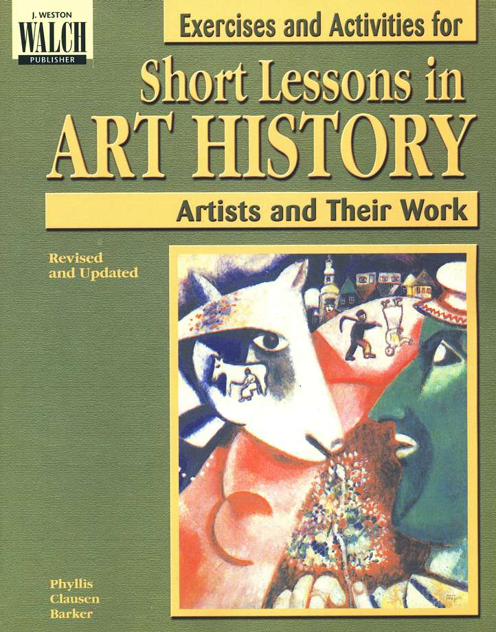 Exercises and Activities for Short Lessons in Art History
