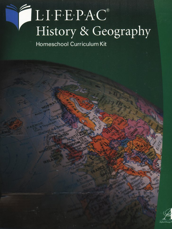 Lifepac History & Geography, Grade 2 Complete Set
