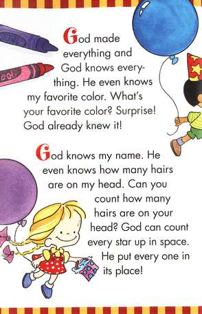 God Knows My Name (KJV), Pack of 25 Tracts