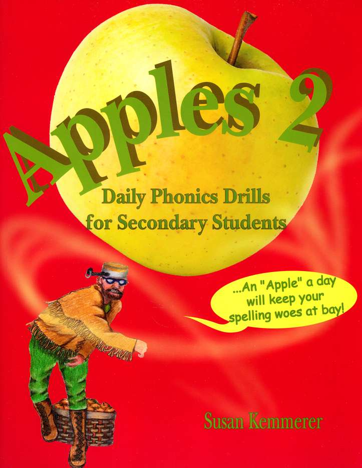 Apples 2: Daily Phonics Drills for Secondary Students