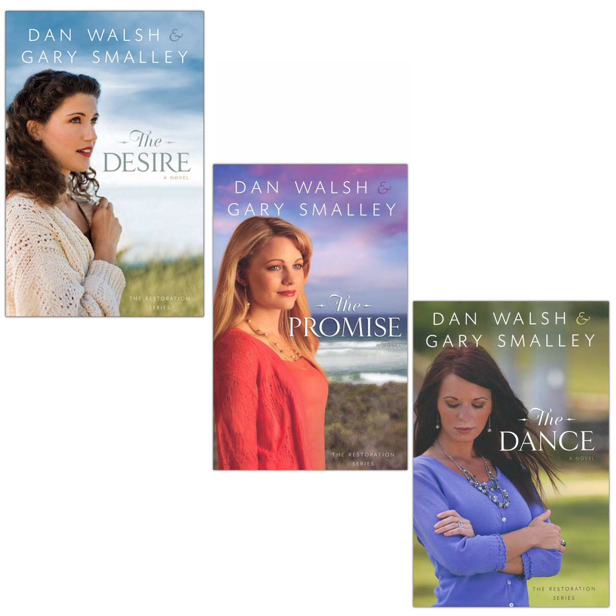The Restoration Series, Volumes 1-3