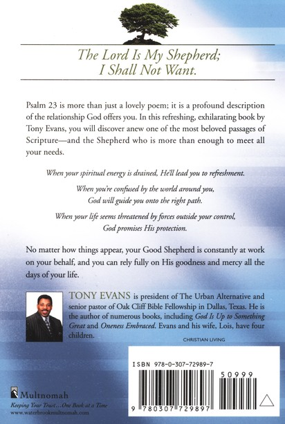 God Is More Than Enough Tony Evans 9780307729897 Christianbookcom