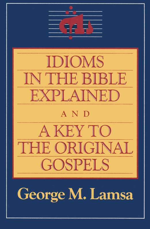 Idioms in the Bible Explained