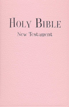 NIV Tiny Testament Bible, Pink