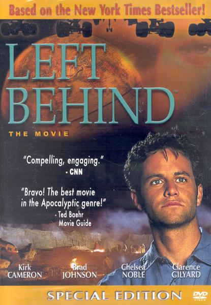 Left Behind: The Movie, DVD