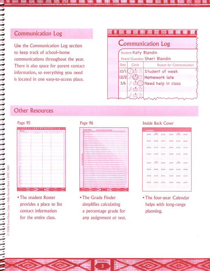daily record book safari edition 9781596732964 christianbook com