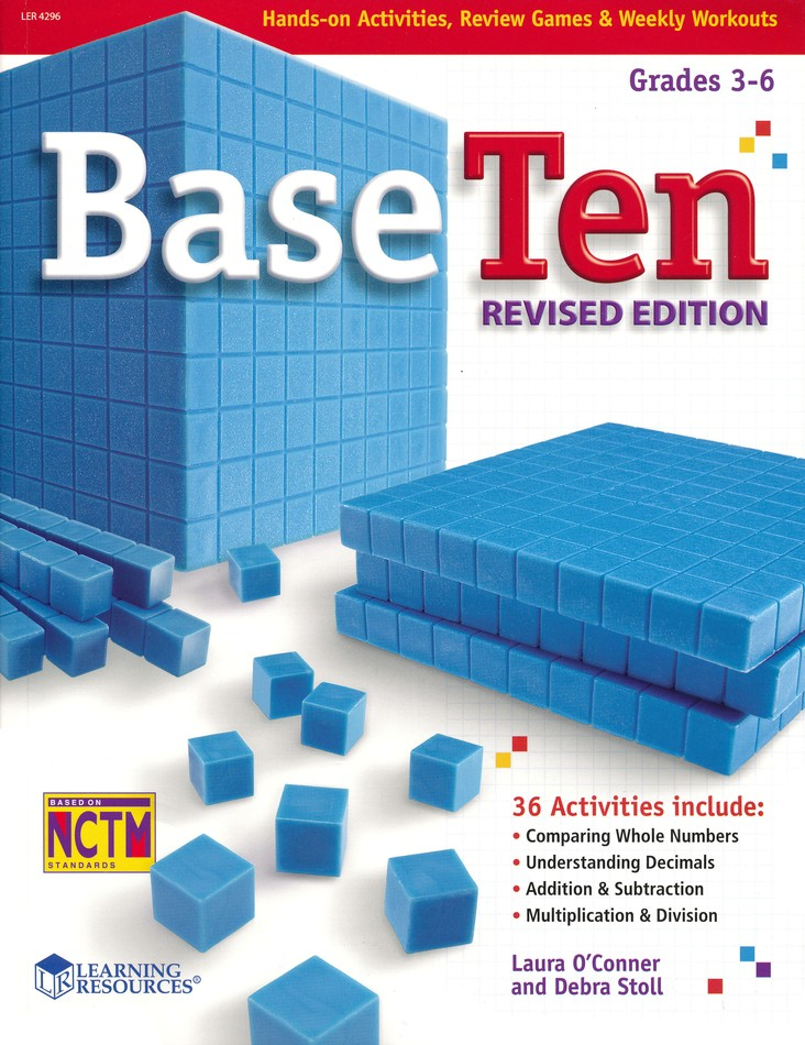 Interlocking Base Ten - Starter Set