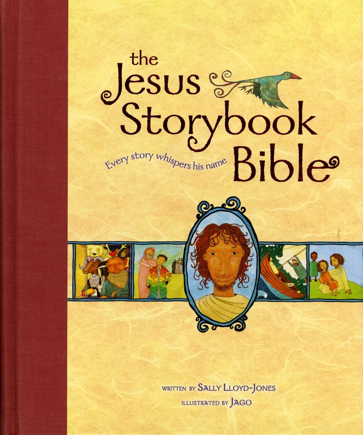 Jesus Storybook Bible Collector's Edition