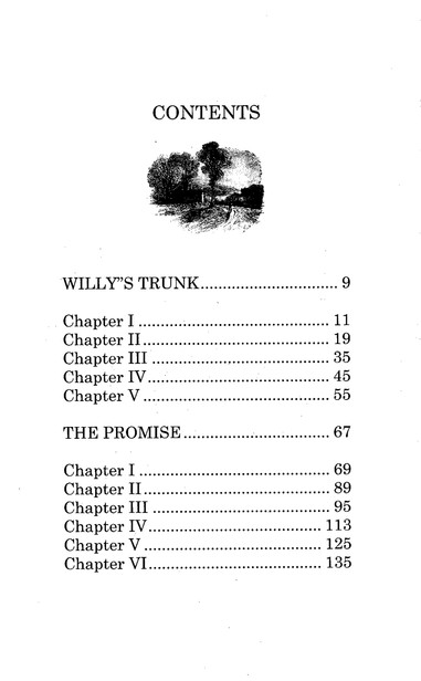Willy's Trunk