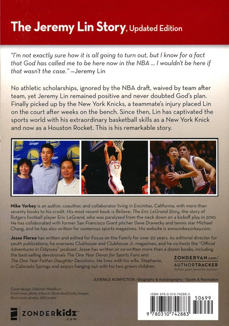 Linspired: An Underdog That Never Doubted The Jeremy Lin Story