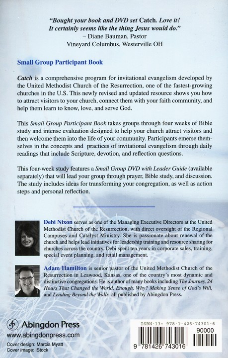CATCH: A Churchwide Program for Invitational Evangelism - Participant's Guide