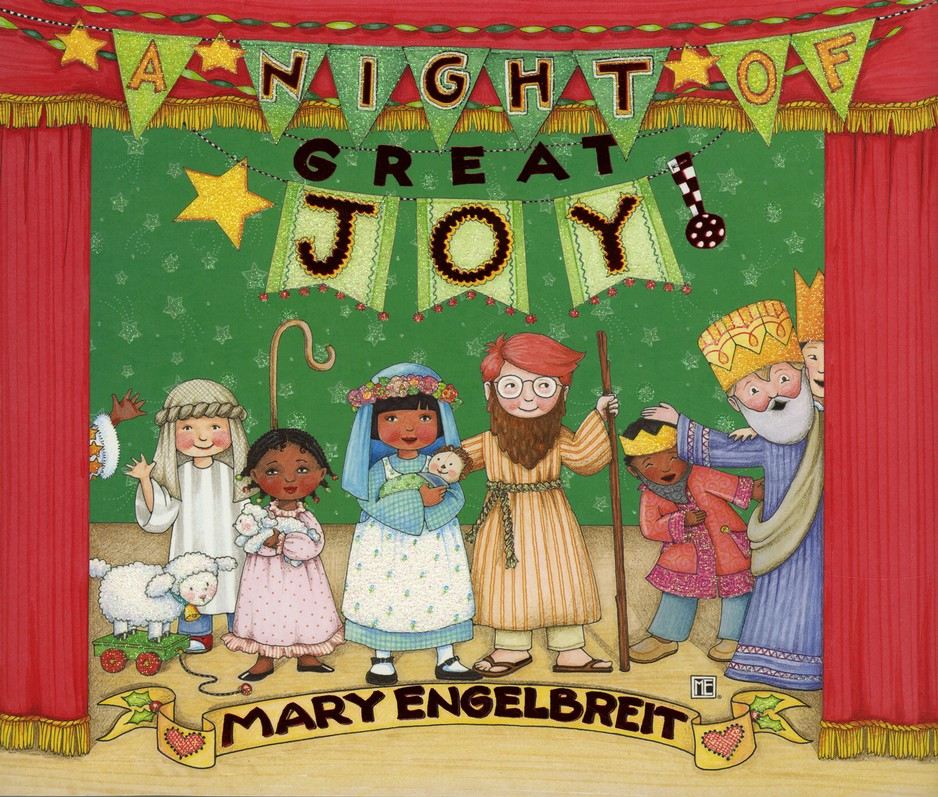 - A Night Of Great Joy: Mary Engelbreit: 9780310743545 - Christianbook.com