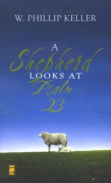 A Shepherd Looks at Psalm 23, Mass Market Edition
