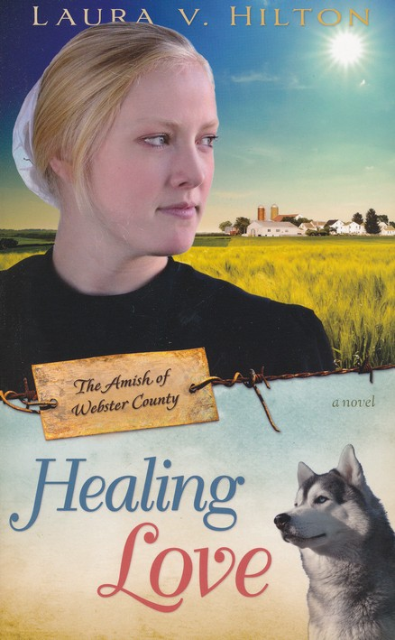 Healing Love, Amish of Webster County Series #1