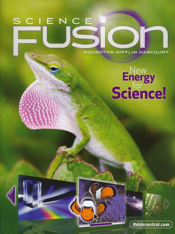 Science Fusion Grade 3 Homeschool Package