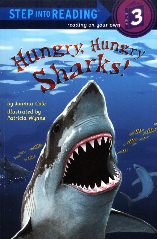 Step into Reading, Step 3: Hungry, Hungry Sharks