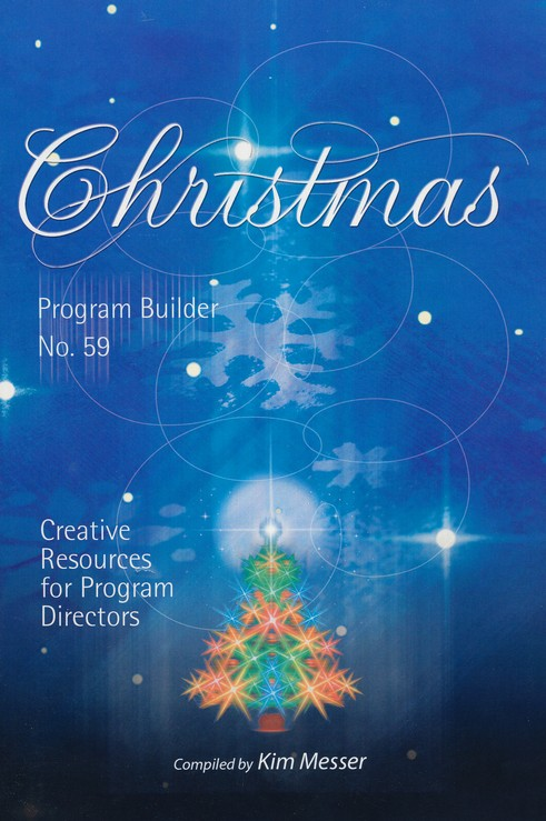 Christmas Program Builder No. 59