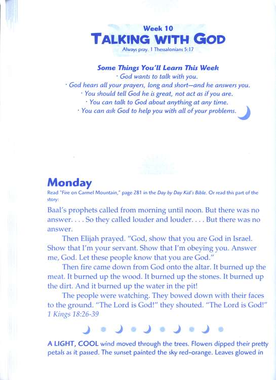 Day by Day Devotions 7-minute character growing devotions for kids