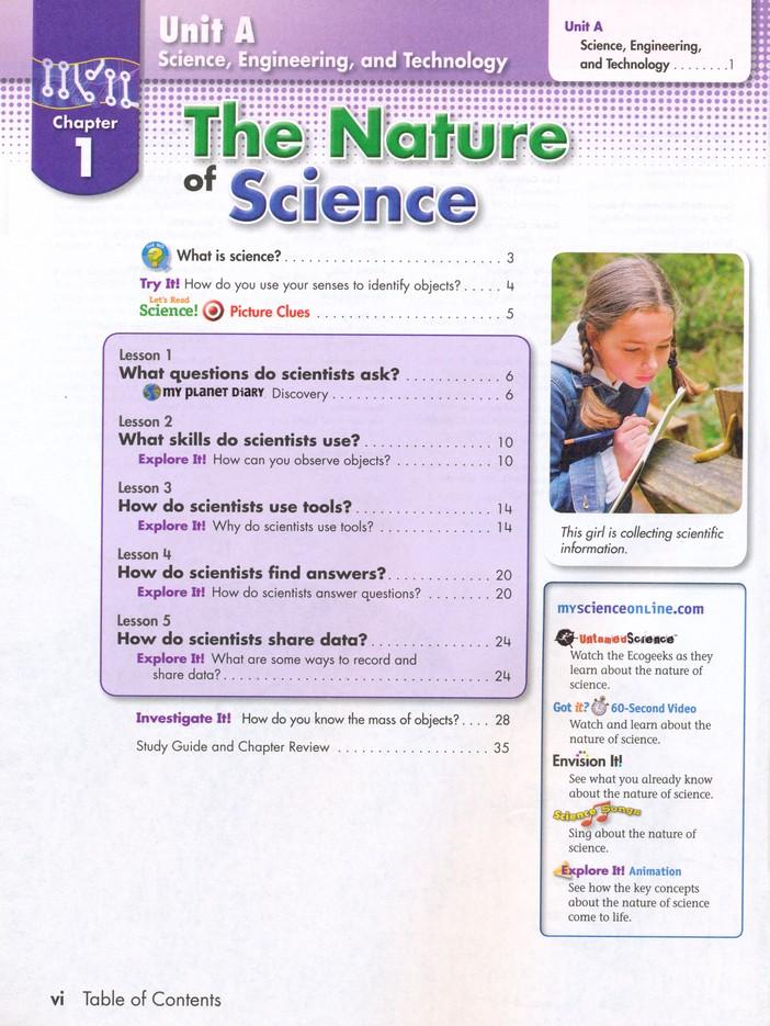 Interactive Science Grade 1 Homeschool Bundle