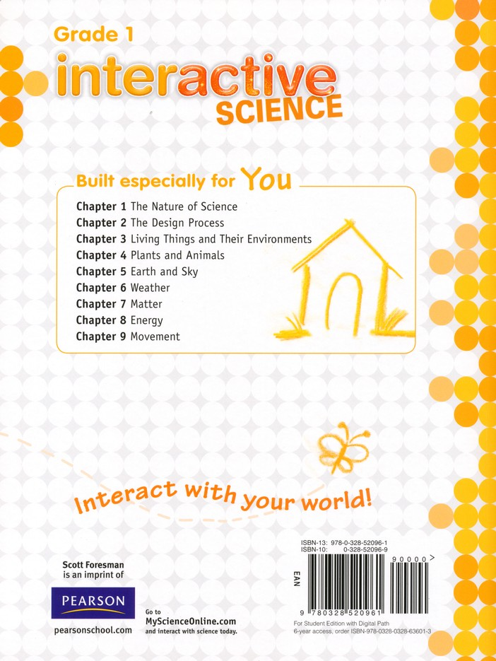 Interactive Science Grade 1 Homeschool Bundle