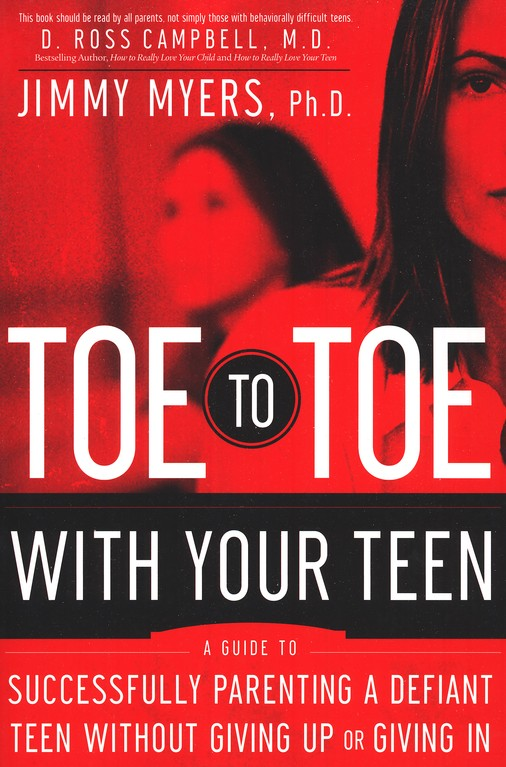 Toe-to-Toe with Your Teen: A Guide to Successfully Parenting a Defiant Teenager Without Giving Up or Giving In - Slightly Imperfect