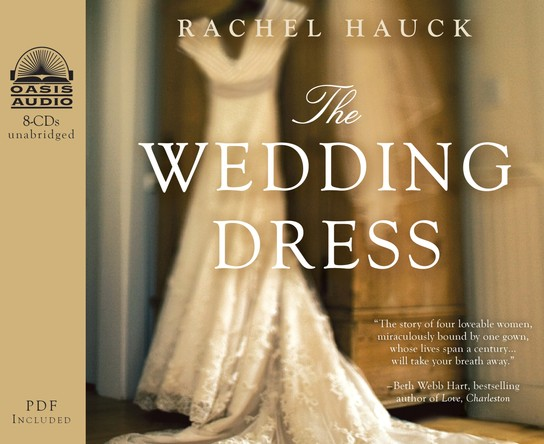The Wedding Dress Unabridged Audiobook on CD