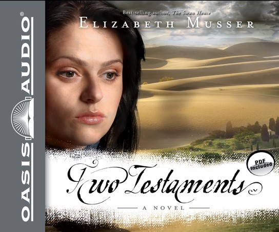 Two Testaments: A Novel Unabridged Audiobook on CD