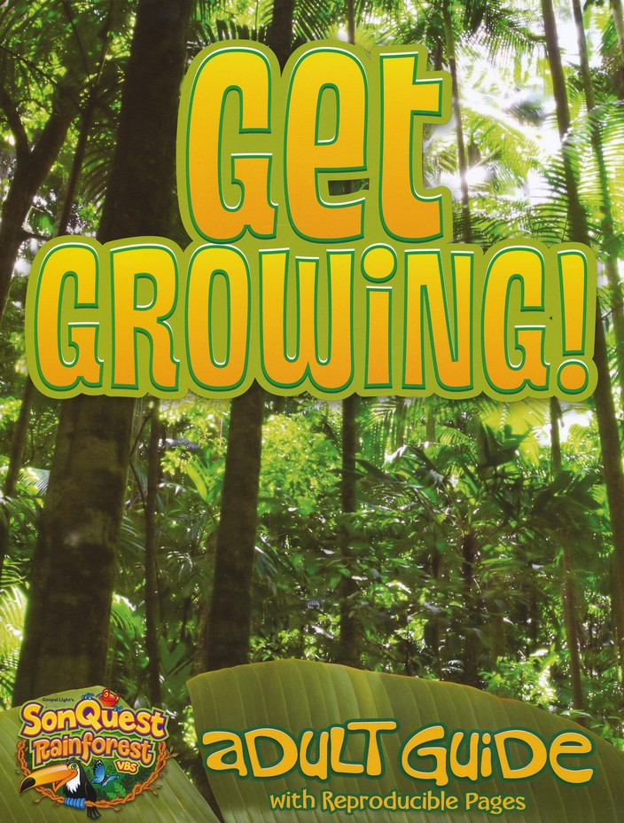 Get Growing!, SonQuest Adult Guide