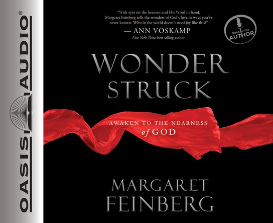 Wonderstruck: Awaken to the Nearness of God--  Unabridged Audiobook on CD