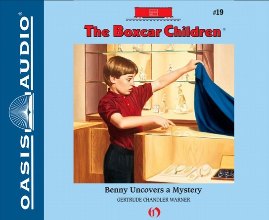 Benny Uncovers a Mystery Unabridged Audiobook on CD