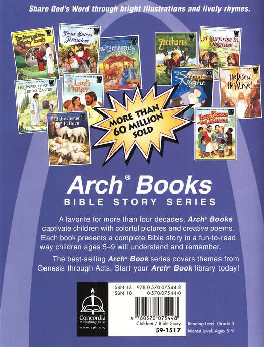 The Story of the Empty Tomb: John 20 for Children Easter Arch Books