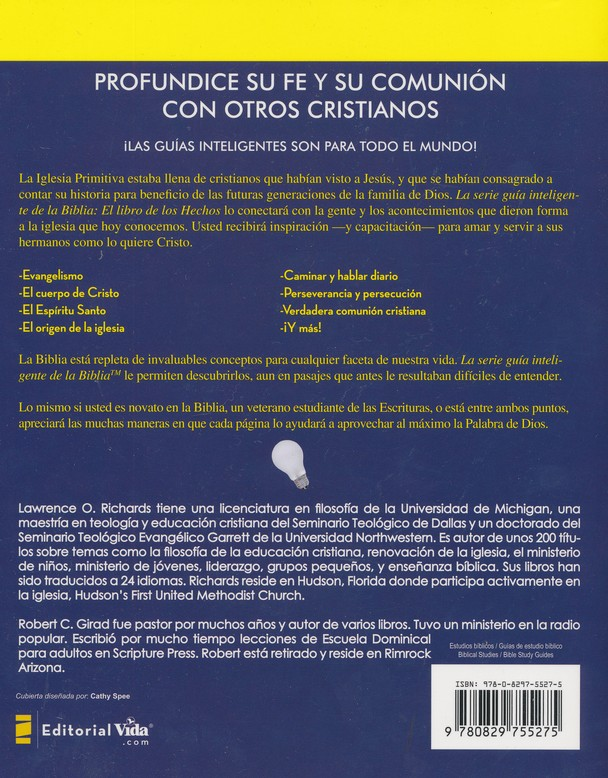 El Libro de los Hechos (The Smart Guide to the Bible: The Book of Acts)