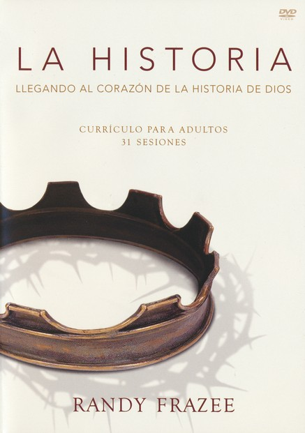 La Historia: Currículo para Adultos, DVD  (The Story Adult Curriculum DVD)
