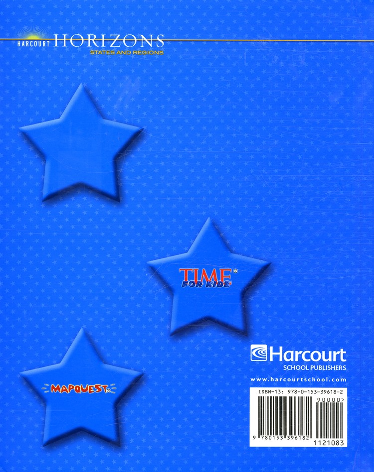 Harcourt Horizons Grade 4 Homeschool Package with Parent Guide CD-ROM