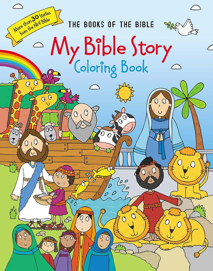 coloring pages for bible stories – greenairsystems.info