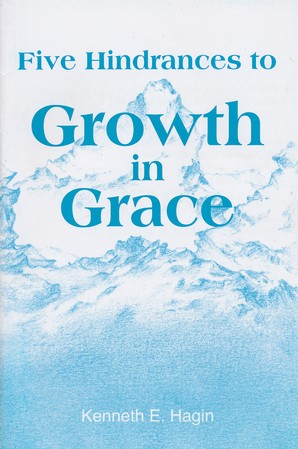 Five Hindrances to Growth in Grace