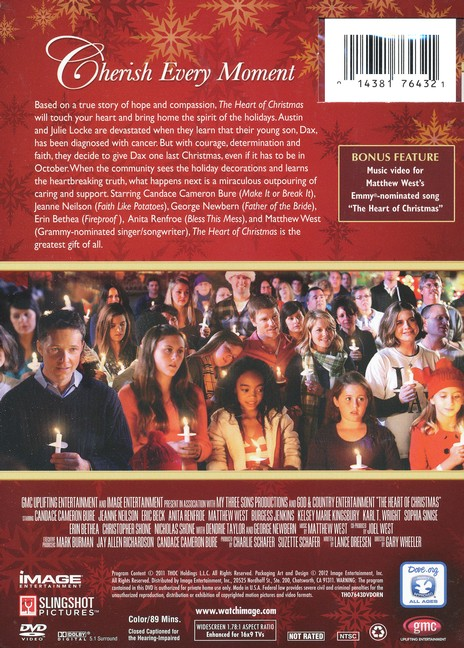 the heart of christmas dvd christianbookcom
