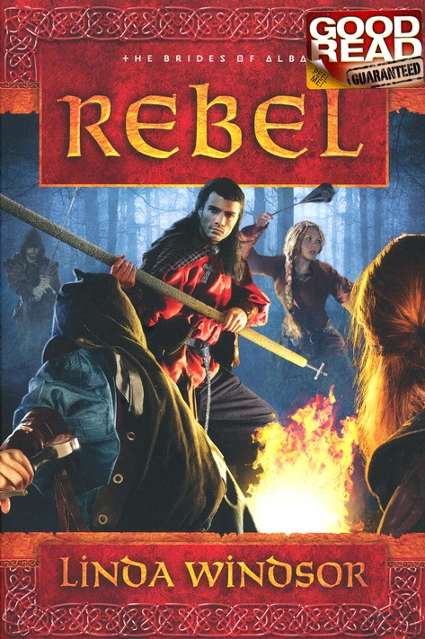 Rebel, Brides of Alba Series #3