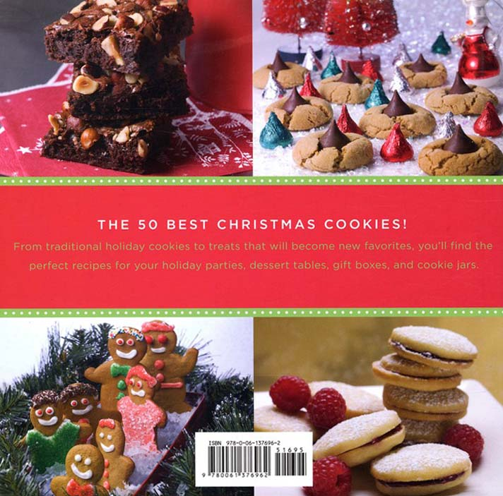 Christmas Cookies 50 Recipes To Treasure For The Holiday Season