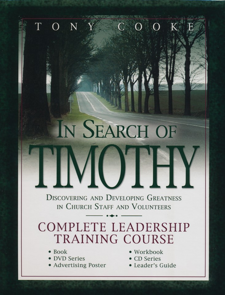 In Search of Timothy (Training Course)