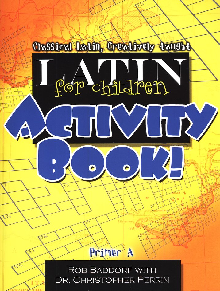 Latin for Children A Activity Book