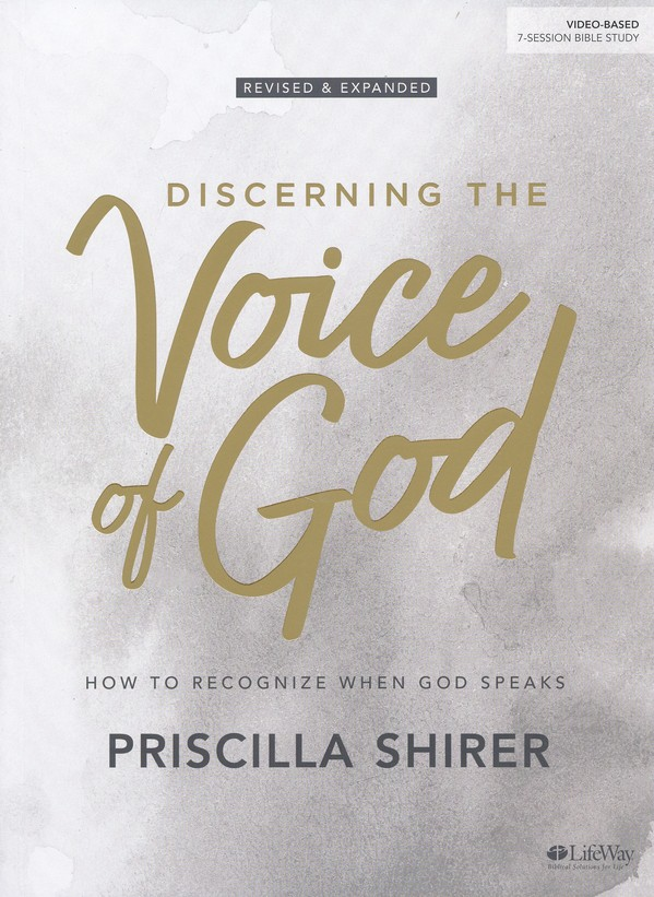 Discerning the Voice of God - Bible Study Book, Revised Edition