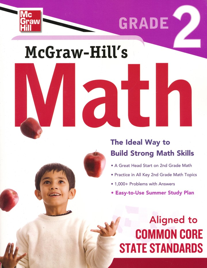 McGraw-Hill's Math Grade 2