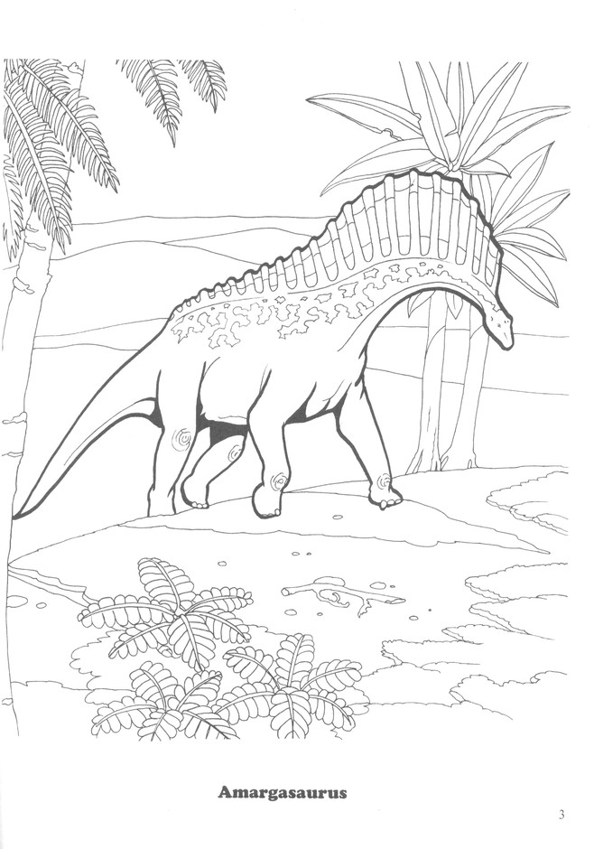 Dinosaurs Coloring Book Jan Sovak 9780486779607 Christianbook Com