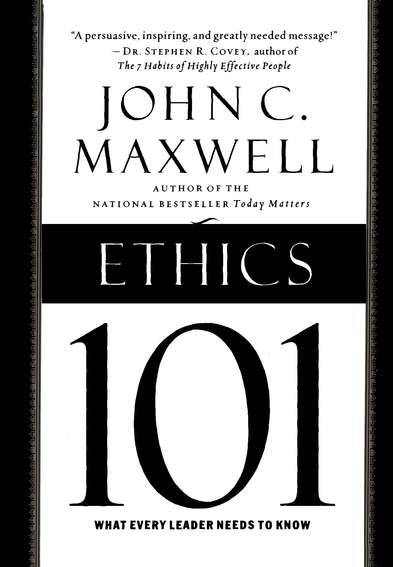 Ethics 101: There's Only One Rule for Making Decisions