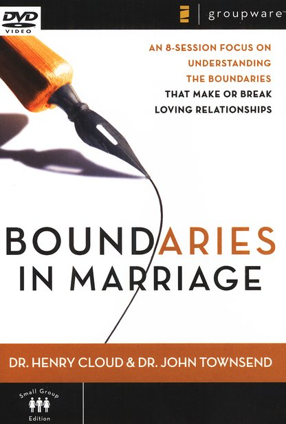 Boundaries in Marriage DVD Curriculum