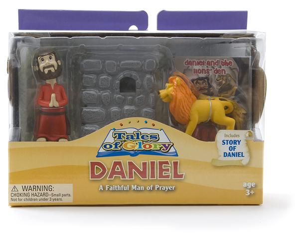 Daniel and the Lion's Den Tales of Glory Play Set