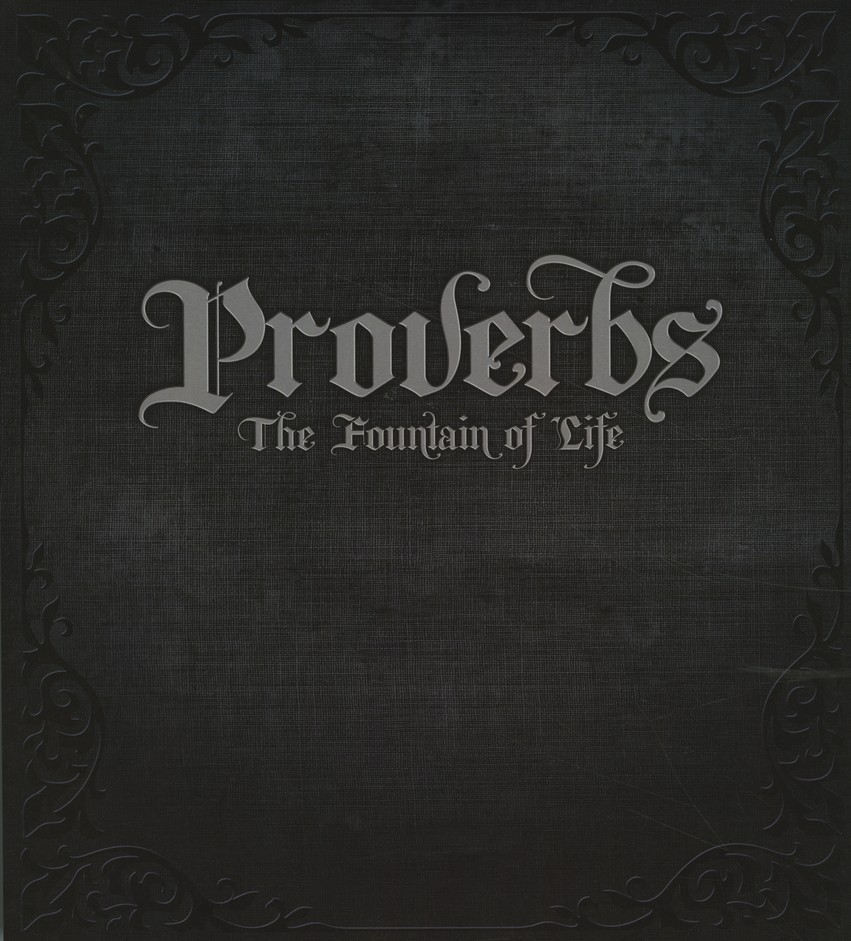 Proverbs: The Fountain of Life Teacher's Manual: 9781595571014 -  Christianbook.com