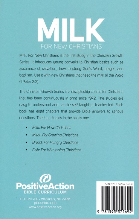 New christian study