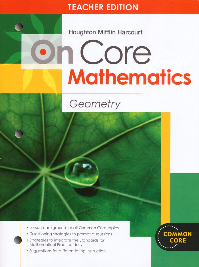 On-Core Mathematics Geometry Bundle